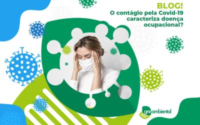 Infecção por COVID-19 pode ser Enquadrada como Doença Ocupacional?