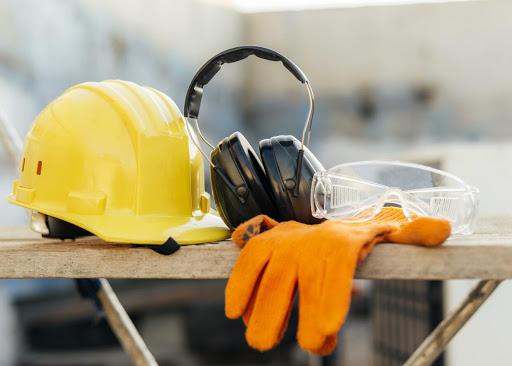 equipamento de trabalho